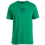 Rip Curl Icon Tee Grass Green Mar velikost M