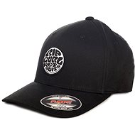 Rip Curl Wet Patch Curve Peak Cap Black