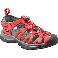 Keen Whisper W hot coral/neutral gray 7,5