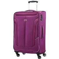 American Tourister Coral Bay Spinner 68/26 exp Royal Purple