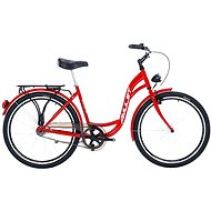 Amulet shopper 1-speed red (2016)