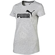 Puma Active ESS No.1 Tee W Light Gray Heather S - Triko