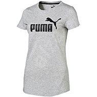 Puma Active ESS No.1 Tee W Light Gray Heather XS - Triko