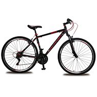 Olpran Player 28 - Black/Red (2017) - Cyclocross bike