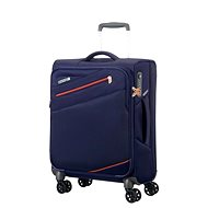 American Tourister Pikes Peak Spinner 55 Carbon Blue