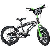 Dino Bikes 16 orange/black (2016) - Dětské kolo