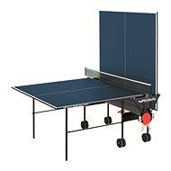 Butterfly, Korbel Outdoor modrý - Stůl na stolní tenis