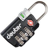 Deuter TSA-Lock black - Zámek na zavazadla TSA