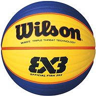 Wilson FIBA 3x3 Game Basketball - Basketball-Ball