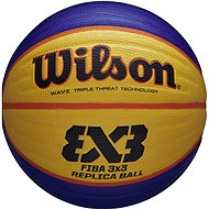 Wilson FIBA 3x3 Replica Rubber Basketball