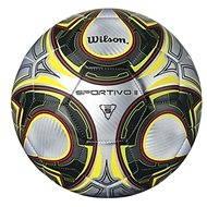 Wilson Sportivo II Sb Silver black Size 5 - Ball