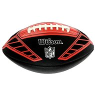 Wilson Grip N Rip Jr Football Red - Míč na americký fotbal