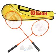 Wilson Badminton Gear Kit - Badmintonový set