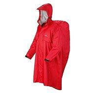 Ferrino Trekker L / XL rot - Regenmantel