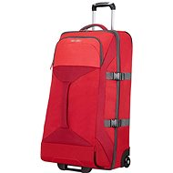 American Tourister Road Quest Duffle/WH L Solid Red 1819