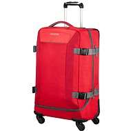American Tourister Spinner Straße Quest-Duffle M Fest Red 1819 - Koffer