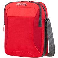 American Tourister Road Quest Crossover Solid Red 1819
