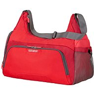 American Tourister Road Quest Female Gym Bag Solid Red 1819 - Sports Bag