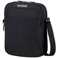 American Tourister Road Quest Crossover Solid Black