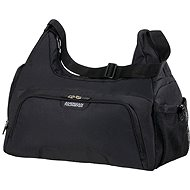 American Tourister Road Quest Female Gym Bag Solid Black - Sports Bag