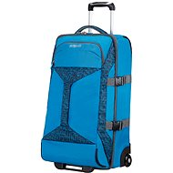 American Tourister Road Quest Duffle / WH M Bluestar Print - Hard Case
