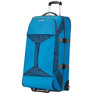 American Tourister Road Quest Duffle / WH L Bluestar Print - Hard Case