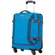 American Tourister Road Quest Spinner Duffle 55 Bluestar Print