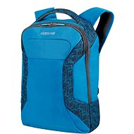 """American Tourister Road Quest Laptop Backpack 15.6"""" Bluestar Print"""