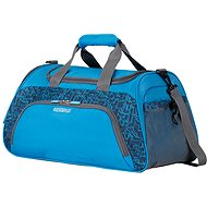 American Tourister Road Quest Sportbag Bluestar Print - Sports Bag