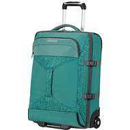 American Tourister Road Quest Duffle/WH 55 Sea Green Print