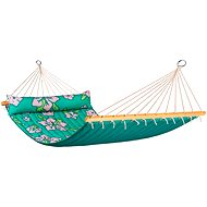 LA Siesta Hawaii network with sticks double palm - Hammock