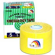 Temtex tape Classic žltý 5 cm