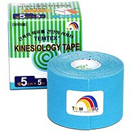 Tempex tape Tourmaline modrý 5 cm