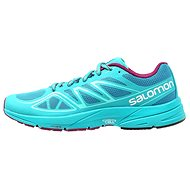 SONIC Salomon AERO Fog Blue W / BLUE TEAL / MYSTIC UK 5,5