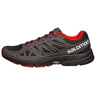 Salomon SONIC AERO BLACK/AUTOBAHN/RADIANT RED UK 12