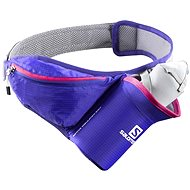 Salomon ACTIVE ISOLIERT BELT Phlox Violet / ON - Sport-Bauchtasche