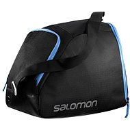 Salomon NORDIC GEAR BAG BLACK / Process Blue - Sack