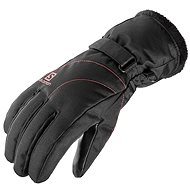 Salomon FORCE GTX W W BLACK / INFRARED S - Gloves