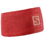 Salomon Layback Headband INFRARED