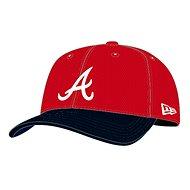 NEW ERA 3930 Diamond Era Team Atlanta Braves offical team colour M/L - Kšiltovka