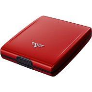 Tru Virtu Money & Cards Beluga – Red Pepper - Peněženka