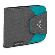 Osprey Quick Lock wallet, tropical teal