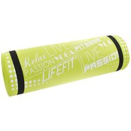 Lifefit Yoga mat green