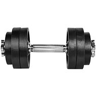 Lifefit Loading dumbbell 15 kg