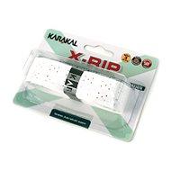 Karakal X-RIP white - Badmintonová omotávka