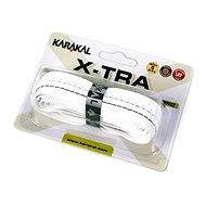Karakal X-TRA white - Badmintonová omotávka
