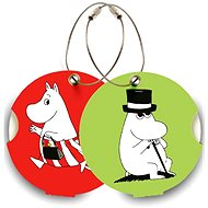Suitsuit DuoPack Moomin 2 - Namensschilder für Gepäck