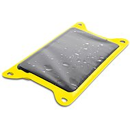 Sea to Summit Guide Waterproof case for Large Tablet yellow