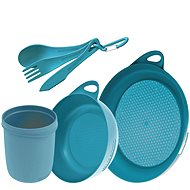 Sea to Summit Delta Camp Set Pacific blue