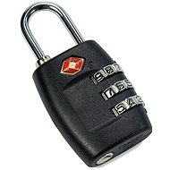 Padlocks code lock TSA black